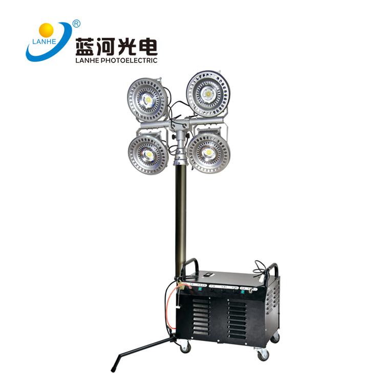 LED移动救援升降充电式投光灯-LH-SCDS600W03 图