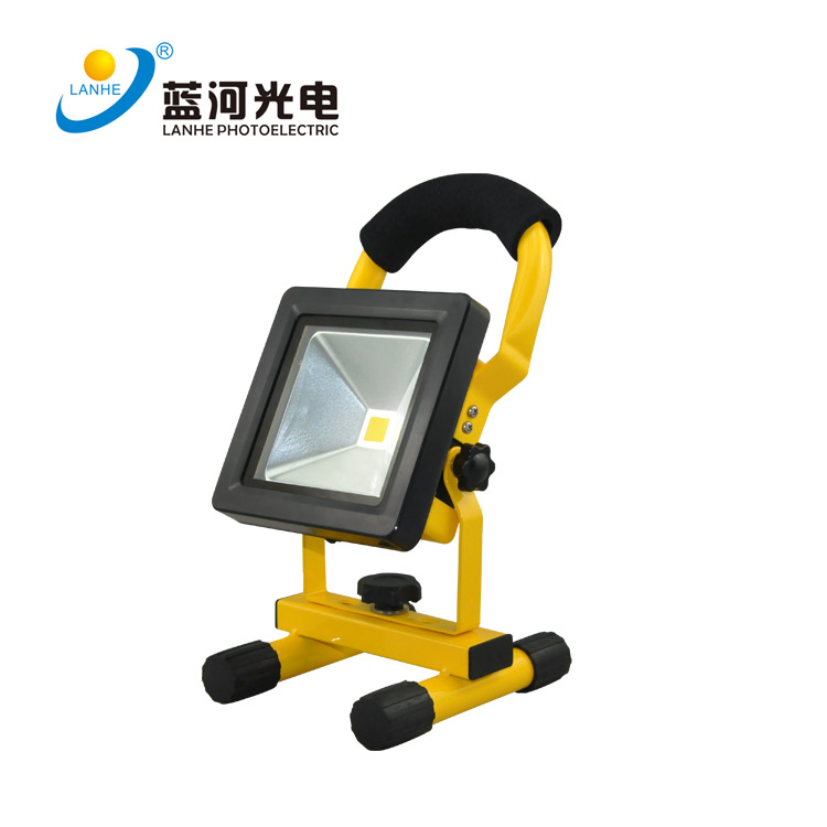 LED充電投光燈-LHD-YCDT10W
