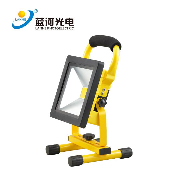LED充電投光燈-LHD-YCDT20W