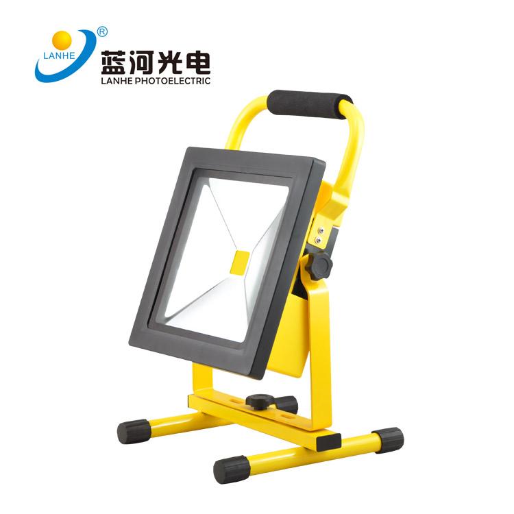 LED充電投光燈-LHD-YCDT30W