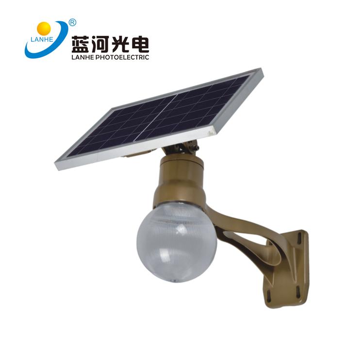 LED太阳能月光款庭院灯-LHD-TYN06YGTYD
