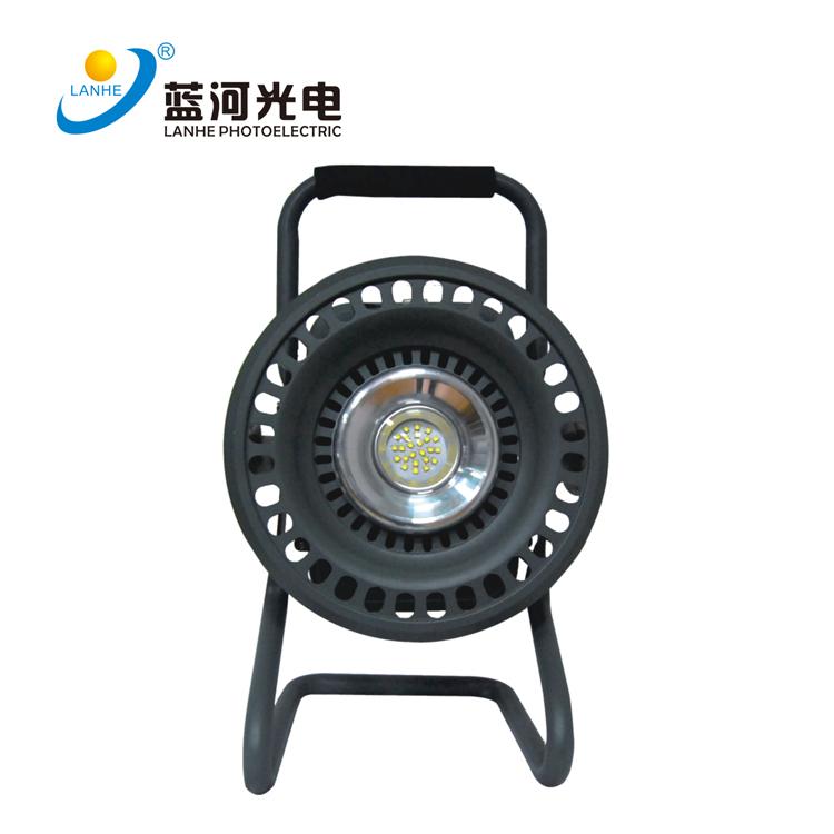 LED向日葵充电投光灯-LH-YCDT100W02 图