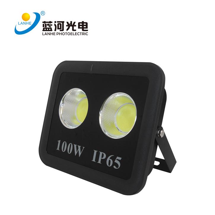 LED方形投光灯-LHD-TGD100FL