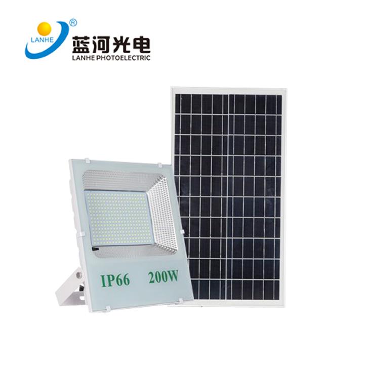 太阳能投光灯  LHD-TYN200TGD 图