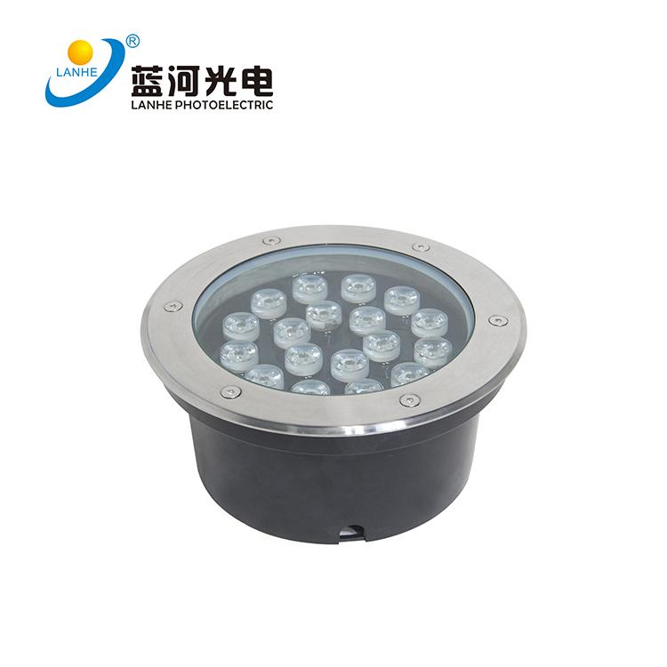 LED埋地燈18W